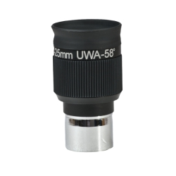 PERL Oculaire WA Plossl 25 mm coulant 31.75 mm - 58°