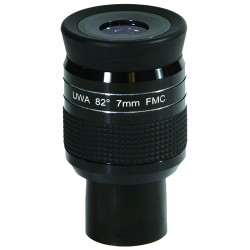 PERL Oculaire UWA 7 mm coulant 31,75 mm 82°