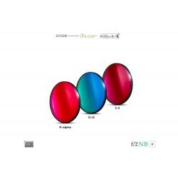 Filtre neutre ND 0.6, T 25%, standard 31.75 mm