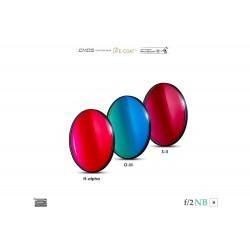 Filtre neutre ND 1.8   T 1.5%, standard 31.75 mm