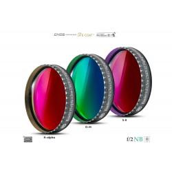 Filtre neutre, ND 3, T 0.1%, standard 31.75 mm