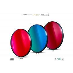 Filtre neutre, ND 0.6, T 25%, standard 48 mm