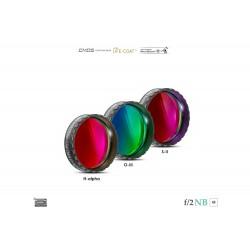 Filtre neutre, ND 3, T 0.1%, standard 48 mm