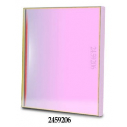 Filtre UV/IR Cut, section carree 65 mm