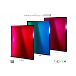 Filtre UV/IR Cut / L section carree 50 mm