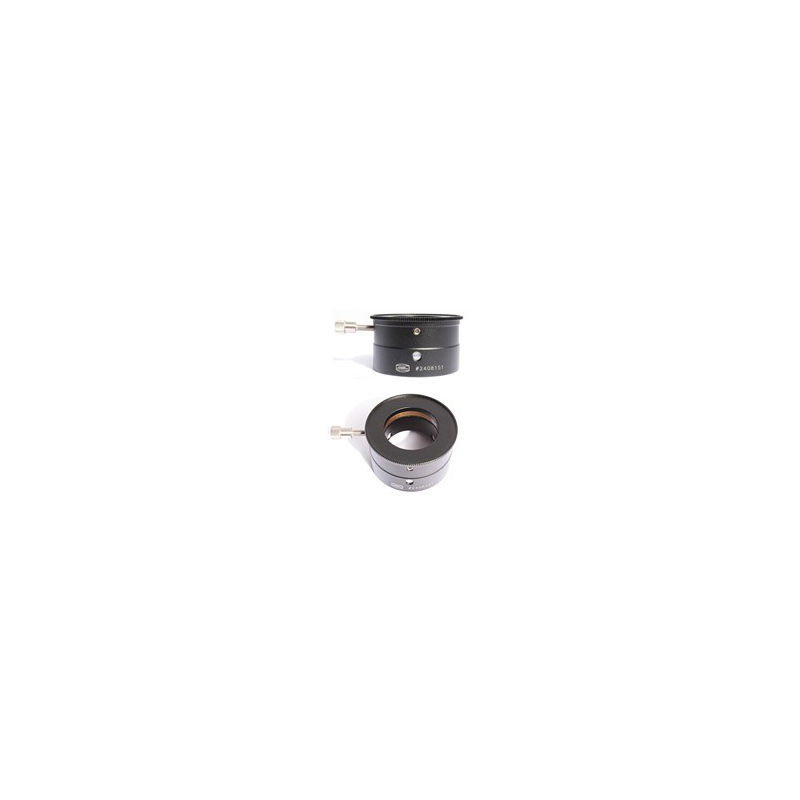 Bague Baader Pushfix 50.8 mm/31,75 mm, pour cremaillere Newton